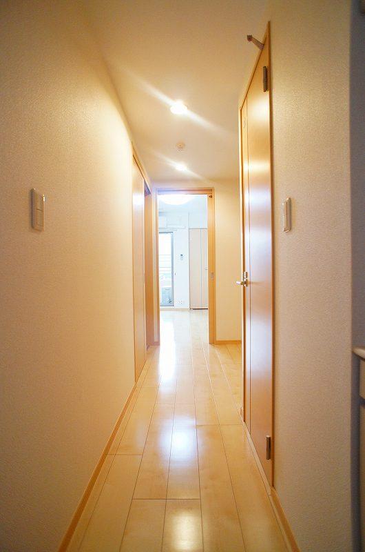メリア北浦和 02020号室の玄関