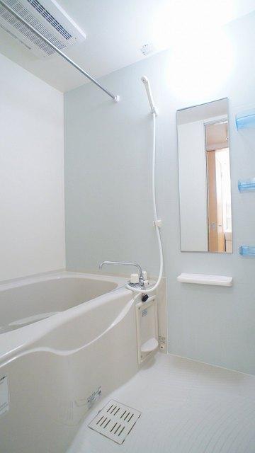 グラシオッソ 01020号室の風呂