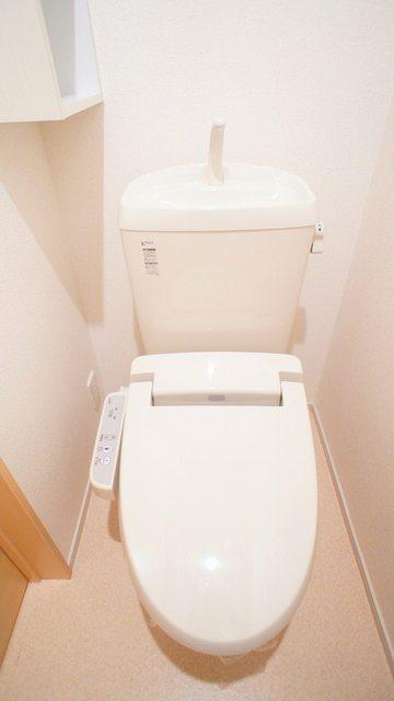 グラシオッソ 01020号室のトイレ