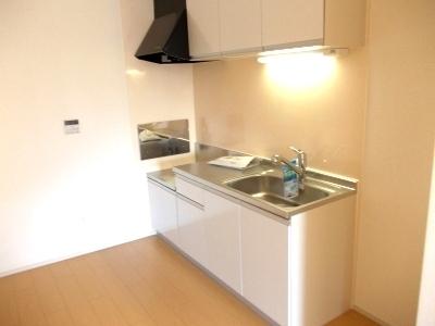 グラシオッソ 02040号室のキッチン
