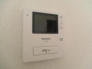グラシオッソ 02040号室のセキュリティ