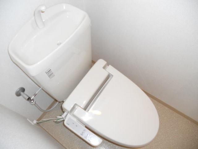 グラシオッソ 02040号室のトイレ