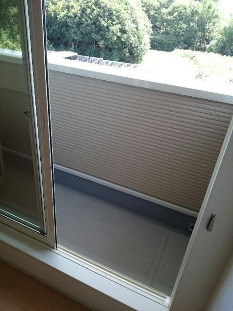サンヴィレッジE 02010号室のバルコニー