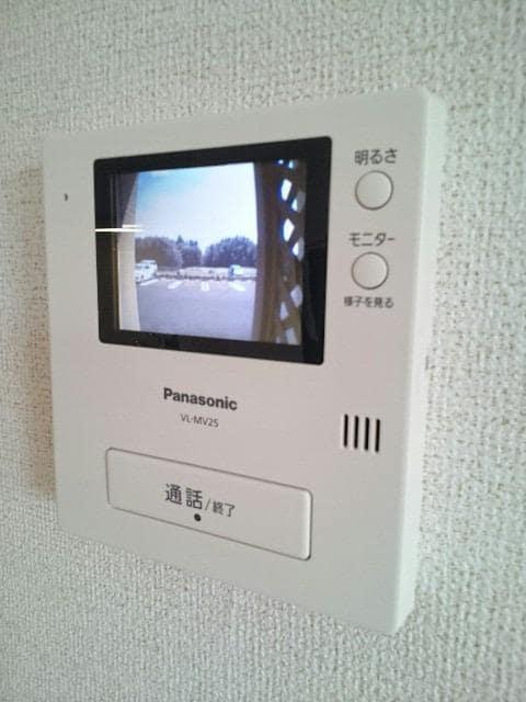 サンヴィレッジE 02010号室のセキュリティ