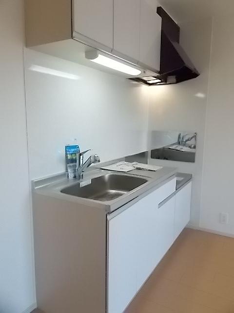 パストラルハイツB 02020号室のキッチン
