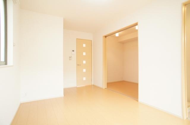 太陽 01010号室の居室