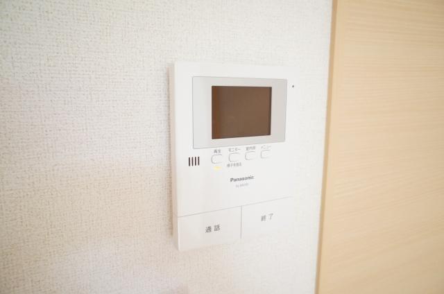 太陽 01010号室のセキュリティ