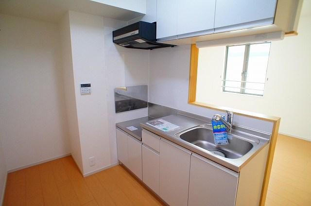 太陽 03010号室のキッチン