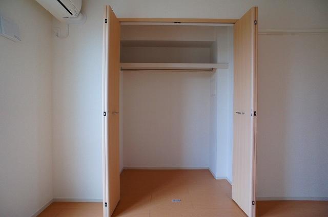 太陽 03010号室の収納
