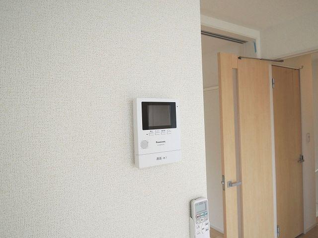 太陽 03010号室のセキュリティ