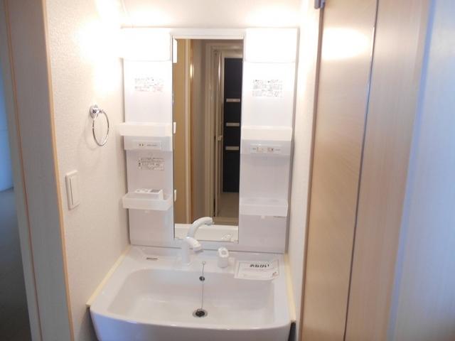 サニーパレスⅡ 01030号室の洗面所