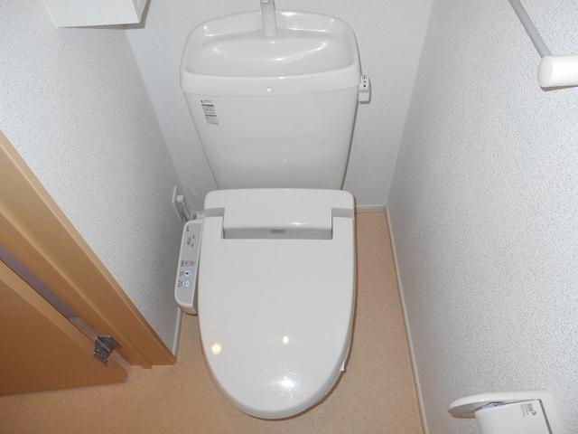 サニーパレスⅡ 01030号室のトイレ