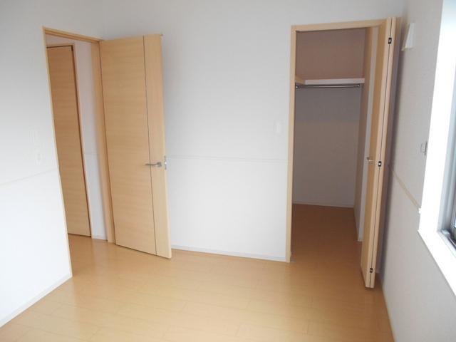 サニーパレスⅡ 01030号室の収納