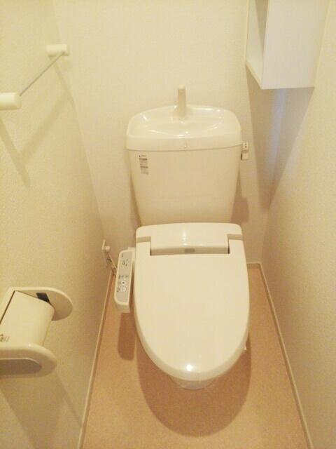サニーパレスⅡ 02010号室のトイレ