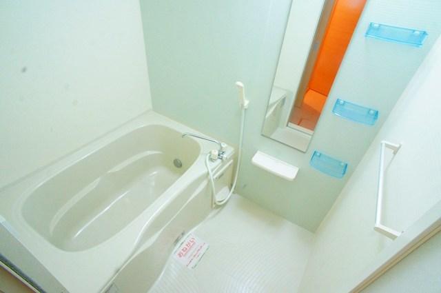 プルメリア 01040号室の収納