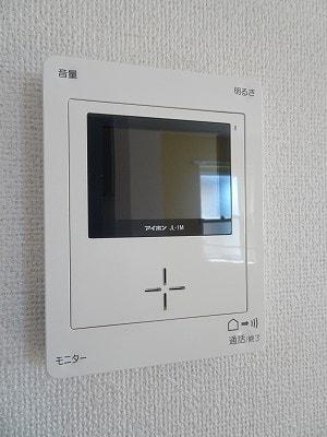 京 02010号室のセキュリティ