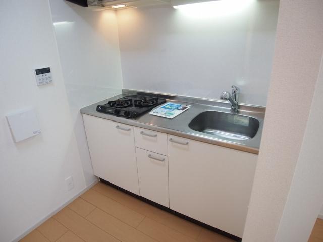 オルニエールⅡ 02020号室のキッチン
