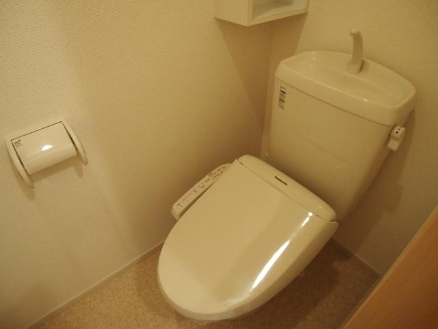 オルニエールⅡ 02020号室のトイレ