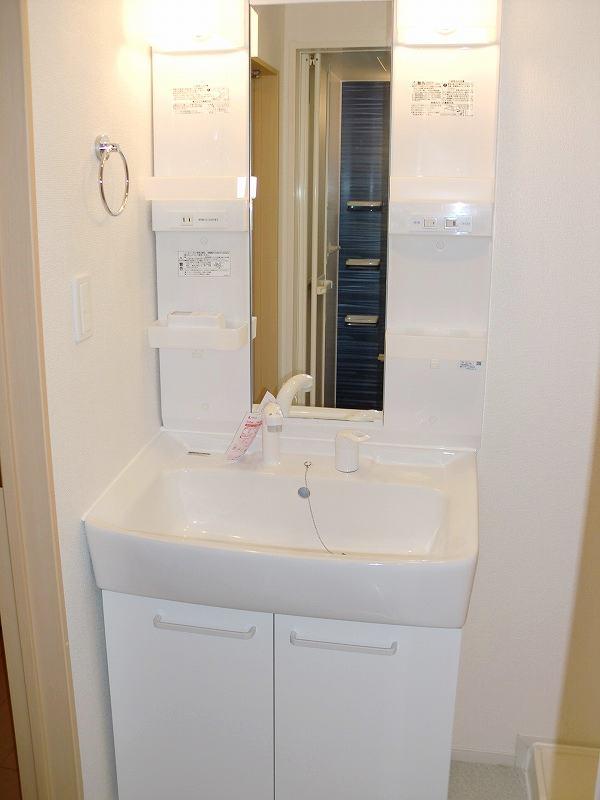 サンクメゾンTA 02030号室の洗面所