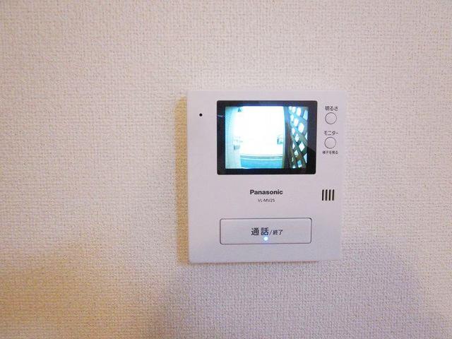 サンクメゾンTA 02030号室の収納