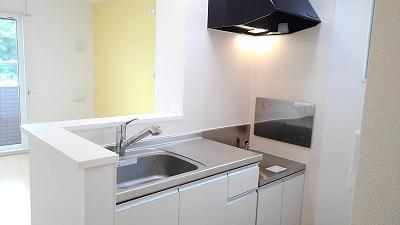 サニークレメント 01030号室のキッチン
