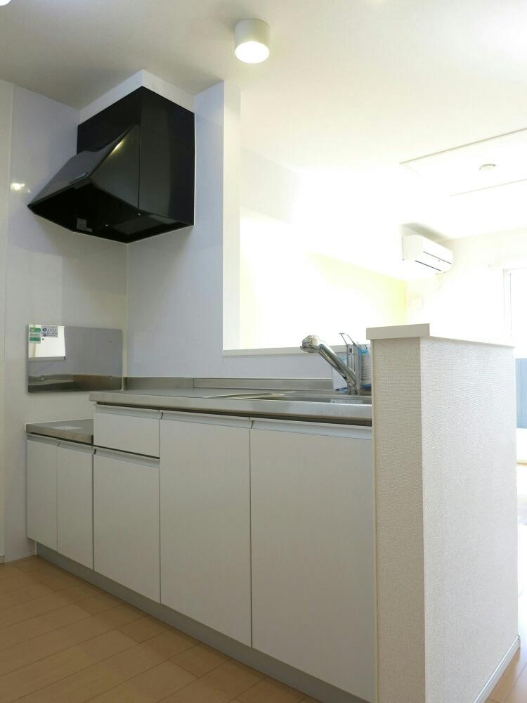 ルミナーレⅠ 02030号室のキッチン