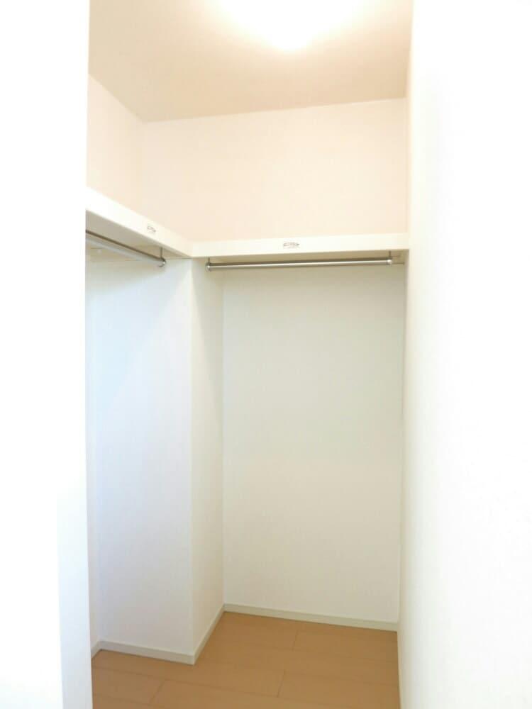 ルミナーレⅠ 02030号室の収納