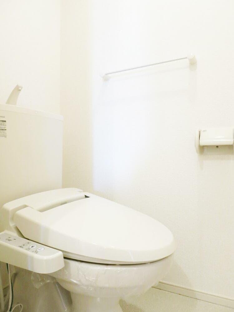 ルミナーレⅠ 02030号室のトイレ