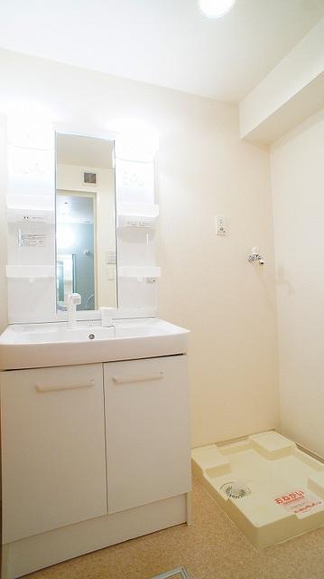 ラポ-ル Ⅲ 02030号室の洗面所