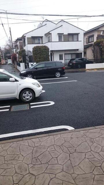 ラポ-ル Ⅲ 02030号室の駐車場