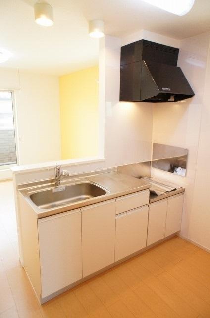 ラポ-ル Ⅲ 02040号室のキッチン