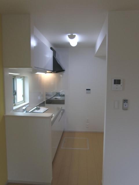 インプレス 01010号室のキッチン