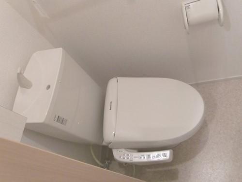 インプレス 01010号室のトイレ