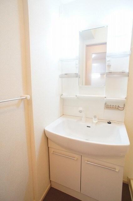 ビスキーローズ 01020号室の風呂