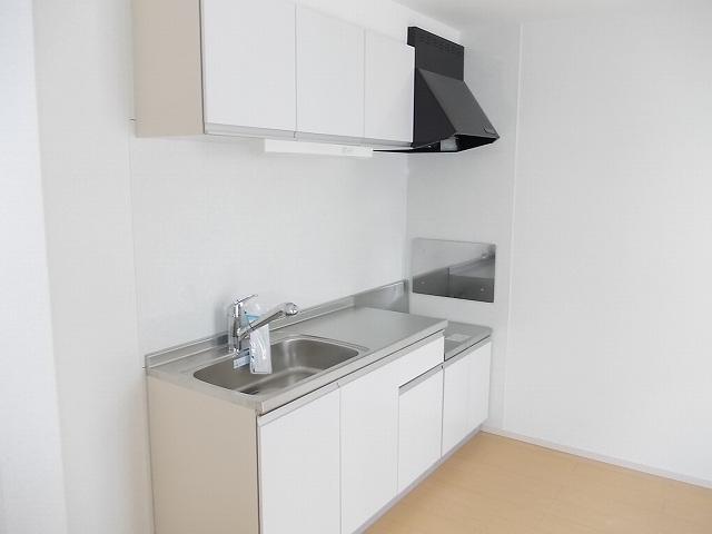ハルモニア 02010号室のキッチン