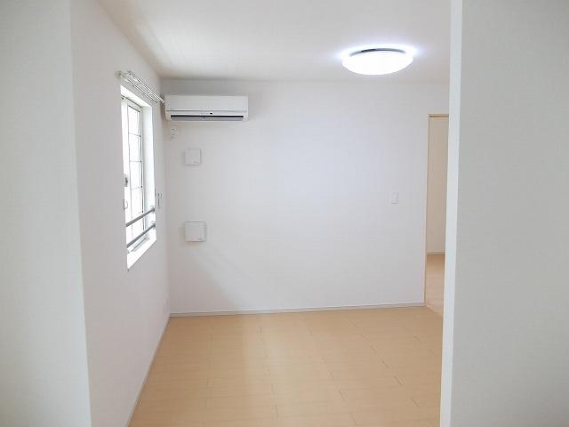 ハルモニア 02010号室のベッドルーム