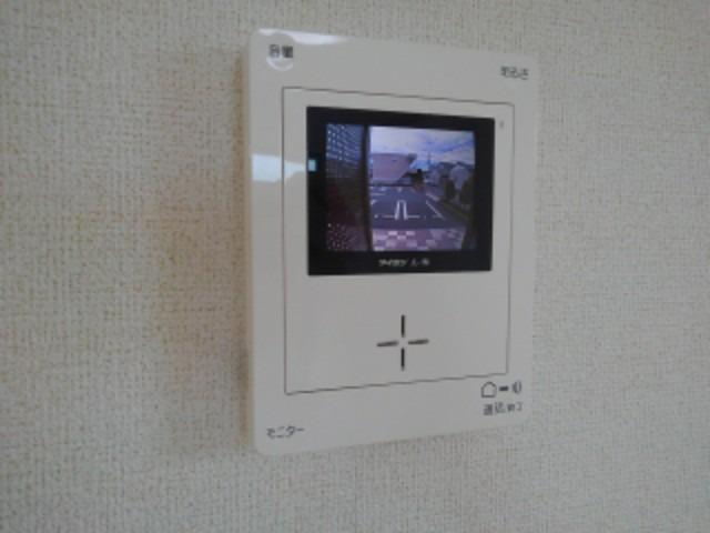 リバーサイド島の元 02010号室のセキュリティ