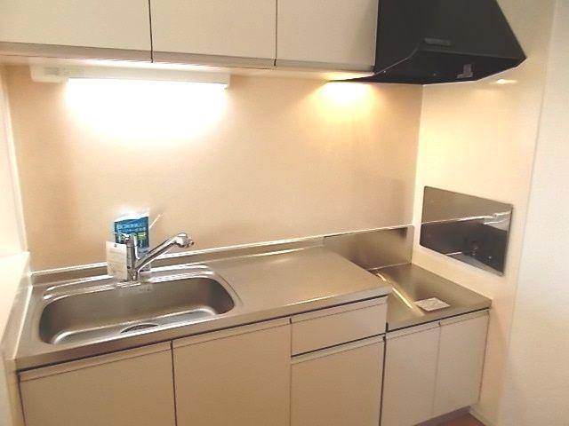 ルー・ハーモニー 02020号室のキッチン
