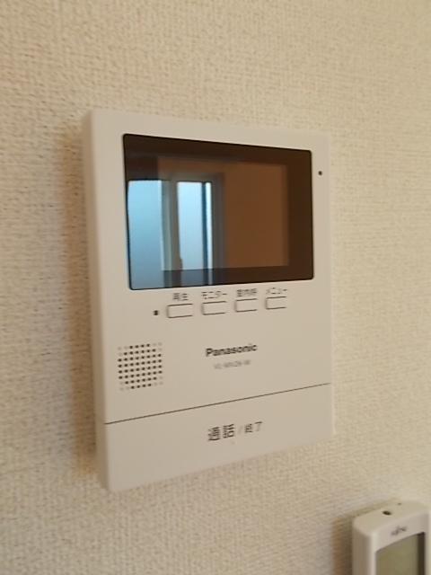 ルー・ハーモニー 02020号室のセキュリティ