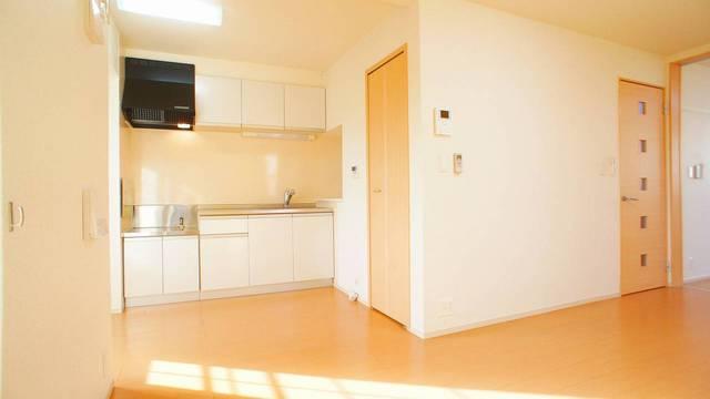 レジェンドⅥ 02050号室のキッチン