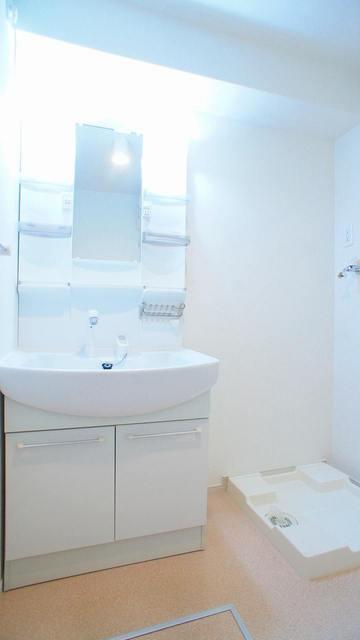 レジェンドⅥ 02050号室の洗面所