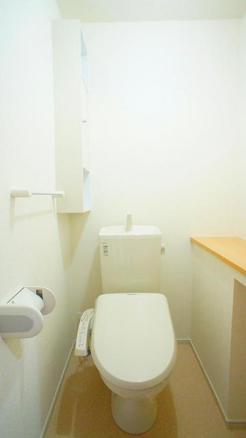 レジェンドⅥ 02050号室のトイレ