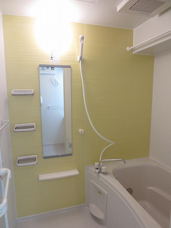 バーミィⅠ 01020号室の風呂