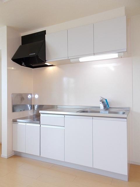 サニーガーデン 02040号室のキッチン