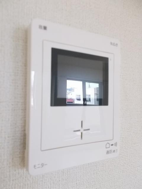 サニーガーデン 02040号室のセキュリティ