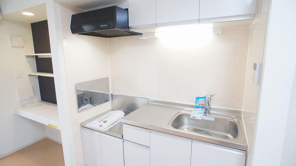 カーサ アリエッタ 01040号室のキッチン