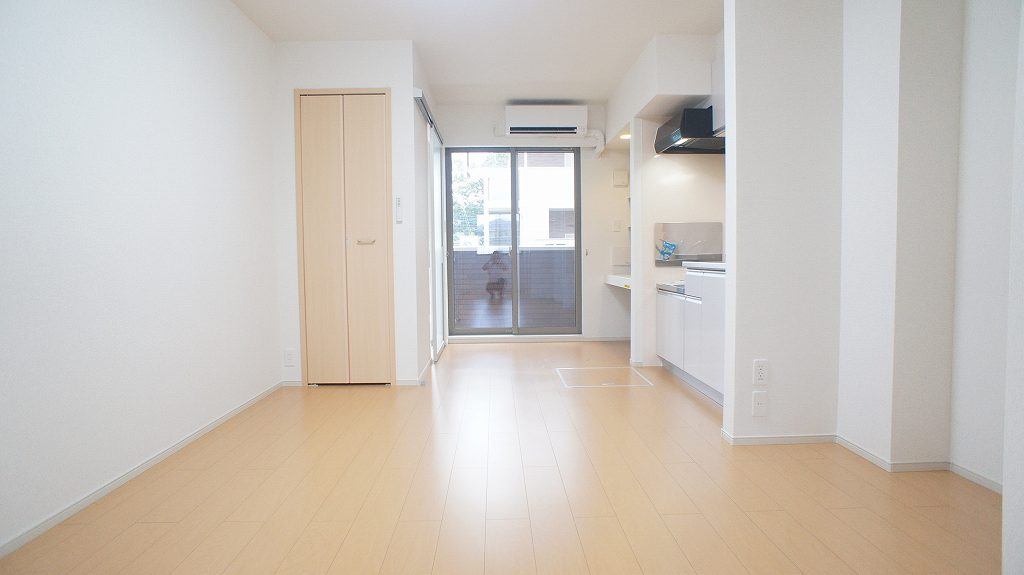 カーサ アリエッタ 01040号室の居室