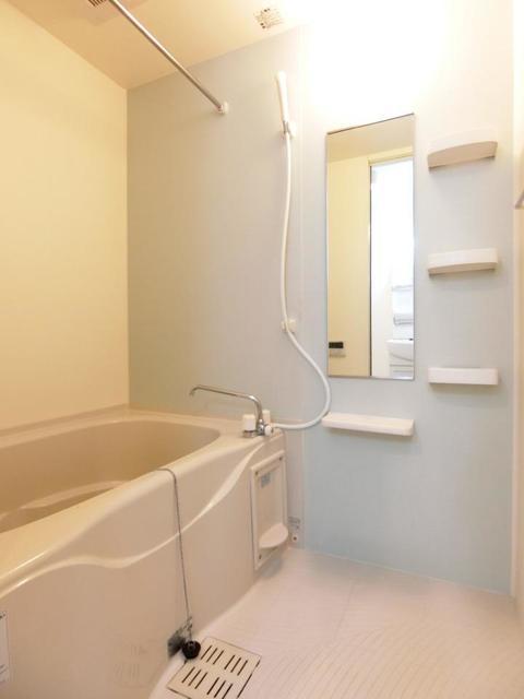 アランブラ 02020号室の洗面所
