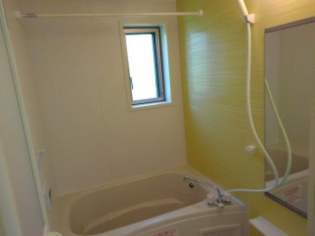 スモールウッズタウン宮司 01010号室の風呂