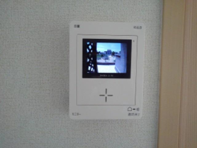 スモールウッズタウン宮司 01010号室のセキュリティ